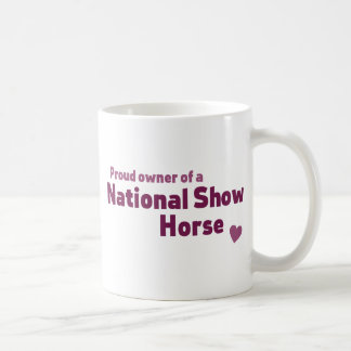 Mug Cheval national d'exposition