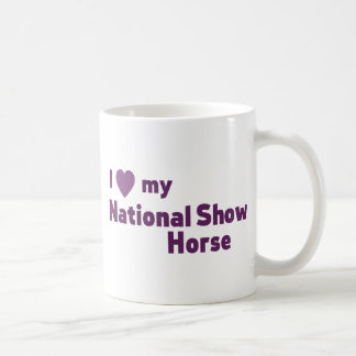 Mug Cheval national d'exposition