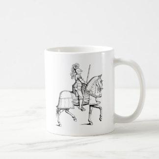 Mug Chevalier dans l'armure
