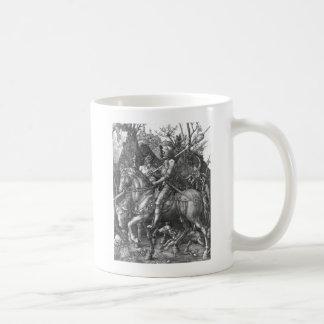 Mug Chevalier, mort et le diable, 1513 (gravure)