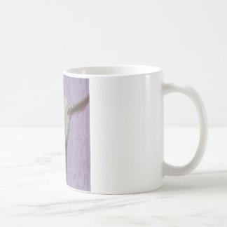 Mug Chèvre blanche de Saanen par Susy Sharpe