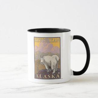 Mug Chèvre de montagne - Ketchikan, Alaska
