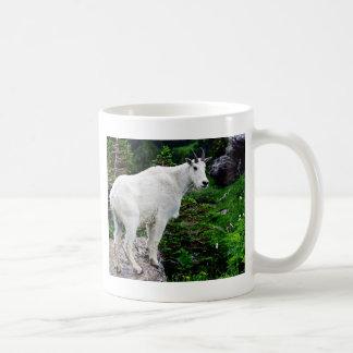 Mug Chèvre de montagne sur le bord