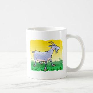 Mug Chèvre sur l'herbe