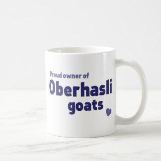 Mug Chèvres d'Oberhasli