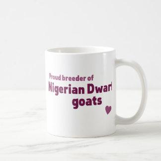 Mug Chèvres naines nigériennes