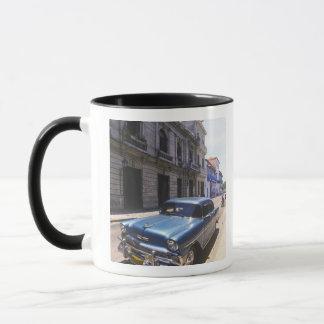 Mug Chevrolet admirablement classique reconstitué de