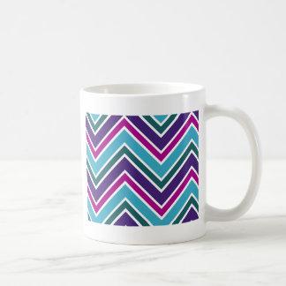 Mug Chevron multicolore