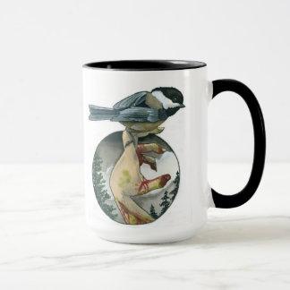 """Mug """"Chickadee """""""