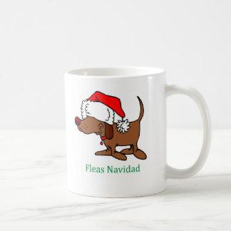 Mug Chien de Noël