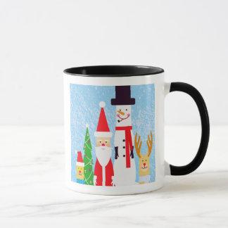 Mug Chiffres de Noël