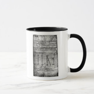 Mug Chiffres géométriques pour la construction