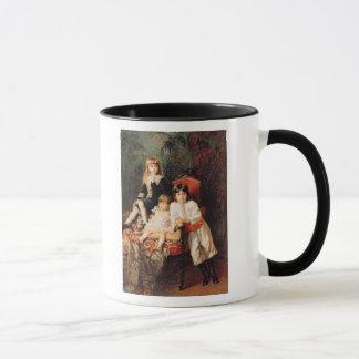 Mug Children de M. Balashov's, 1880
