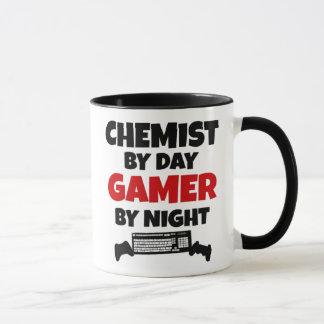 Mug Chimiste par le Gamer de jour par nuit