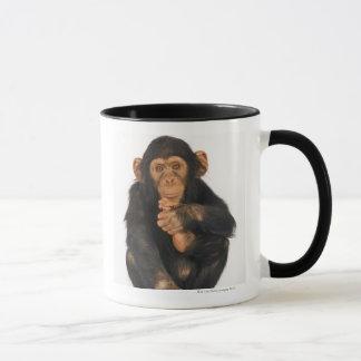 Mug Chimpanzé (troglodytes de casserole)