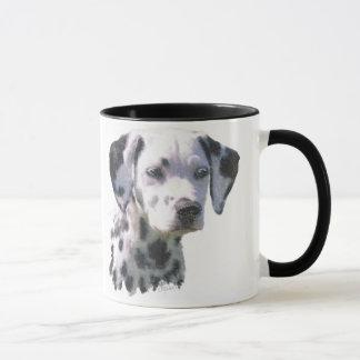 Mug Chiot dalmatien