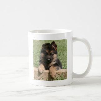 Mug Chiot de berger allemand