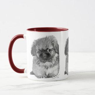 Mug Chiot de Pekingese