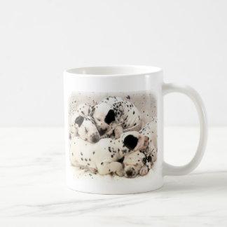 Mug Chiots de Dalmation