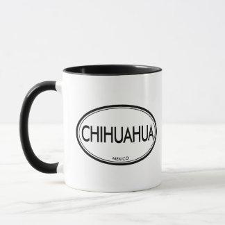 Mug Chiwawa, Mexique