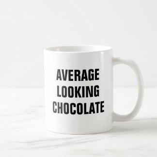 Mug Chocolat de regard moyen