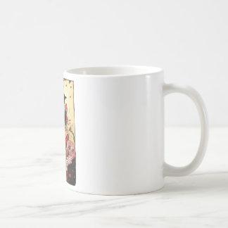 Mug Choucas d'Edouard Jules Detmold