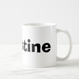 Mug Christine