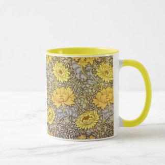 Mug chrysanthème par William Morris