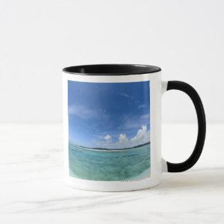 Mug Ciel bleu et mer 3