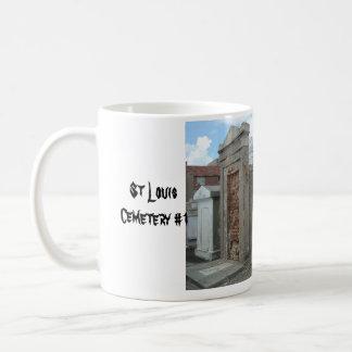 Mug Cimetière #1 - la Nouvelle-Orléans de St Louis