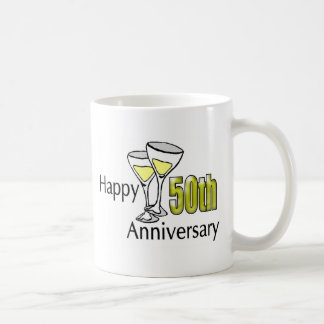 Mug cinquantième anniversaire