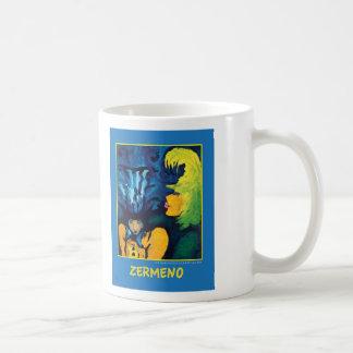 "Mug ""Cirque Mère et Enfant"" par Zermeno"