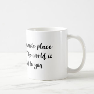 Mug Citation d'amour de Saint-Valentin