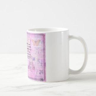 Mug Citation mignonne de voyage de Jane Austen avec