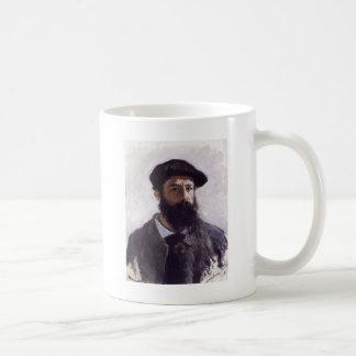 Mug Claude Monet - autoportrait dans le béret