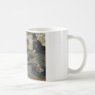 Mug Claude Monet - Camille Monet sur un banc