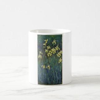 Mug Claude Monet - iris jaunes