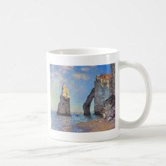 Mug Claude Monet //les falaises chez Etretat
