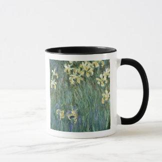 Mug Claude Monet | les iris jaunes