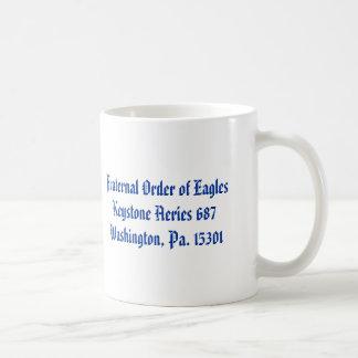 Mug Clef de voûte d'ENNEMI, ordre fraternel