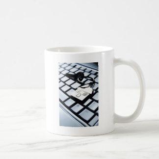 Mug Clés pour une nouvelle maison
