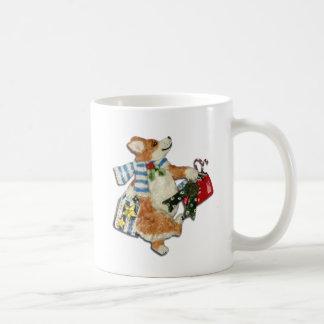 Mug Client de vacances de corgi