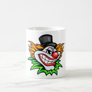 Mug Clown fâché Deisgn