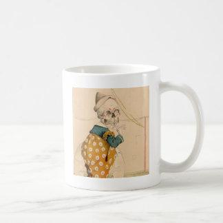Mug Clown squelettique