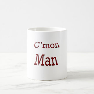 Mug C'mon homme