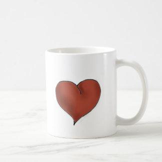 Mug Coeur de chocolat