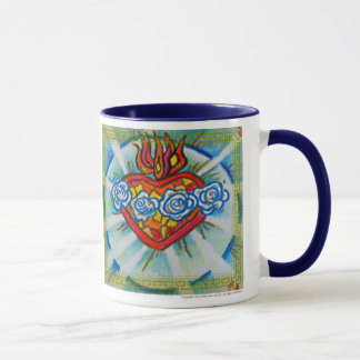 Mug Coeur impeccable sacré de Mary