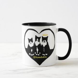Mug Coeur original de TuxedoTrio