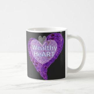 Mug Coeur riche