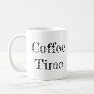 Mug Coffee Équipe - Canette